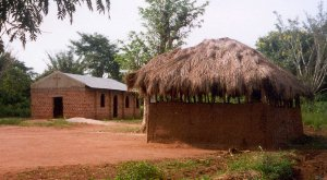 Church and Parish Hall, Uganda
