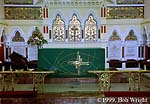 Altar, St Peter's Church, Bandon